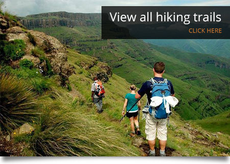 Hiking-trails-Drakensberg