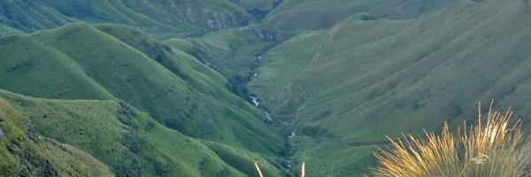 drakensberg gorge