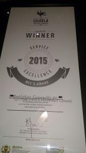 Lilizela Award MEC