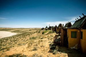 kgalagadi accommodation